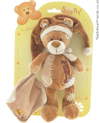 Histoire d'Ours Patchwork Bear