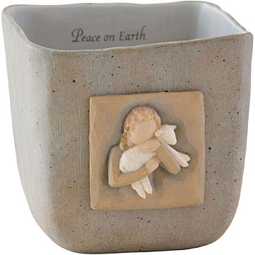 Willow Tree Peace on Earth Candle Holder