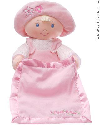 Baby Gund Peek A Boo Dolly