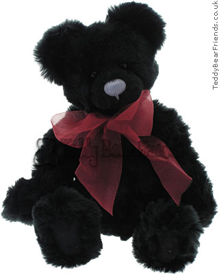 Charlie Bears Black Peter Bear