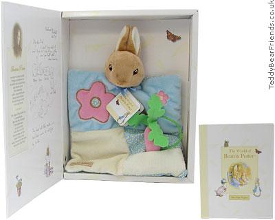 Augusta Du Bay Baby Peter Rabbit Comforter