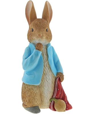 Enesco Peter Rabbit Figure