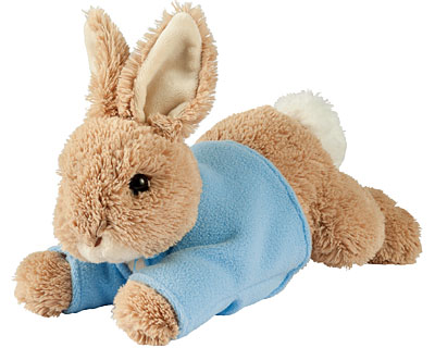 Gund Large Peter Rabbit Lying