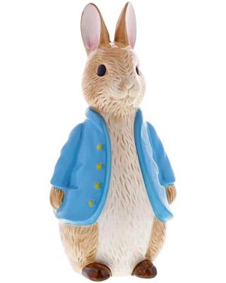 Border Fine Arts Peter Rabbit Money Bank