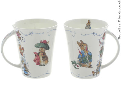 Churchill Peter Rabbit Mug Set