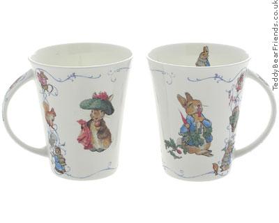 Churchill Peter Rabbit Mug Set