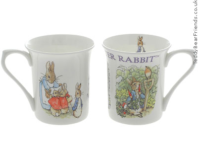 Churchill Peter Rabbit Cups