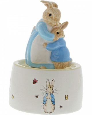 Border Fine Arts Peter Rabbit Musical