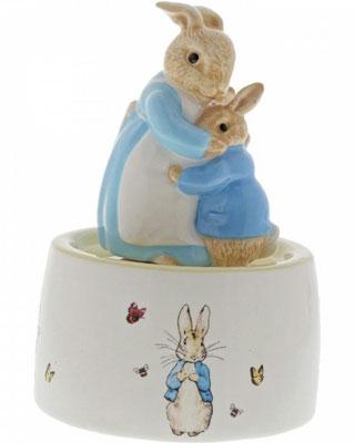 Border Fine Arts Peter Rabbit Musical
