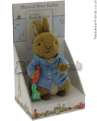 Rainbow Designs Peter Rabbit Musical