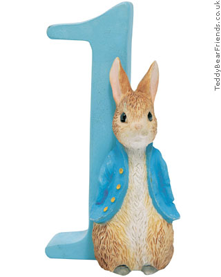 Border Fine Arts Peter Rabbit Number 1