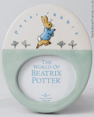 Border Fine Arts Peter Rabbit Photo Frame