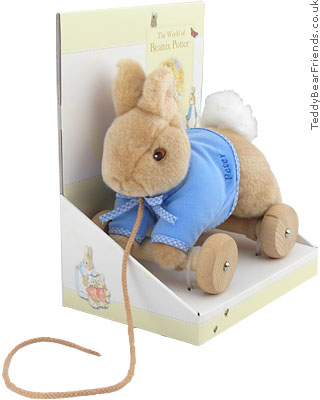 Augusta Du Bay Peter Rabbit Pull Along Toy