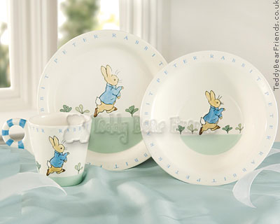 Border Fine Arts Peter Rabbit Set