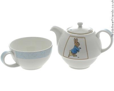 Churchill Peter Rabbit Tea