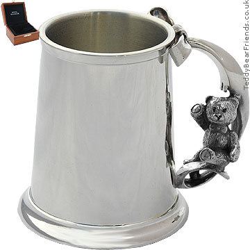 Royal Selangor Baby Christening Cup