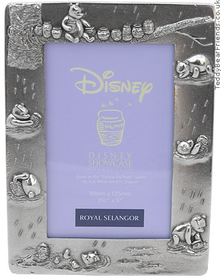Royal Selangor Winnie The Pooh Picture Frame