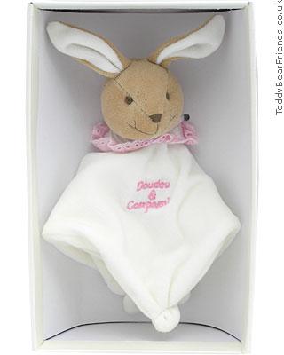 Doudou et Compagnie Pink Bunny Doudou