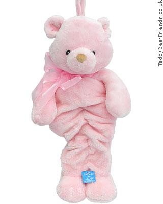 Baby Gund Pink Musical Bear