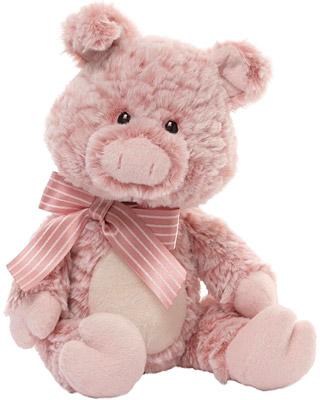 Gund Pink Pig Soft Toy