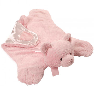 Baby Gund My First Teddy Pink Comfy Cozy
