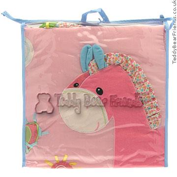Baby Gund Pinkaboo Activity Mat