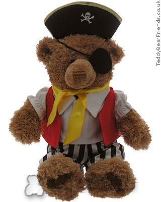 Gund Pirate Teddy Bear