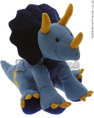 Gund Plush Triceratops