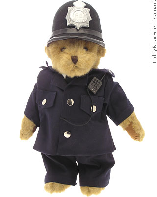 Character Bears Policeman Bear