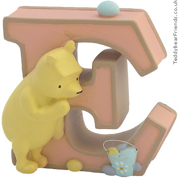 Pepperpot Winnie the Pooh Alphabet Letter E