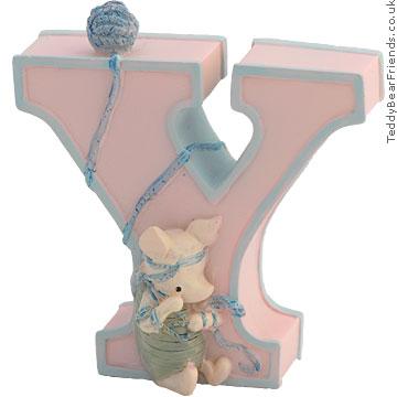 Pepperpot Pooh Alphabet Y