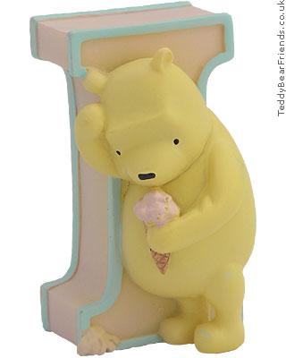 Pepperpot Pooh Bear Alphabet I