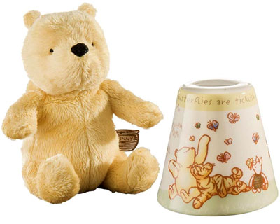 Border Fine Arts Pooh Bear Toy and Money Box
