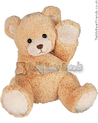 Histoire d'Ours Puppet Bear