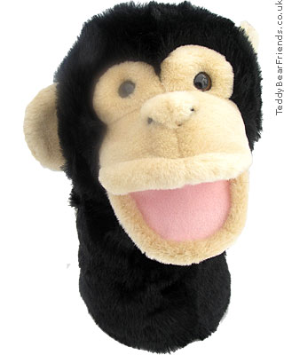 The Puppet Company Large Puppet Chimp