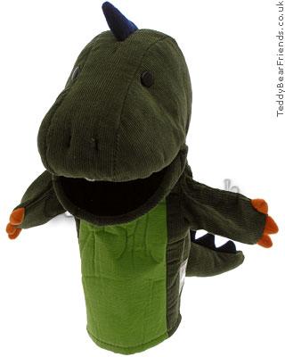 Gund T-Rex Dinosaur Puppet