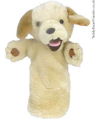 The Puppet Company Puppy Dog Puppet