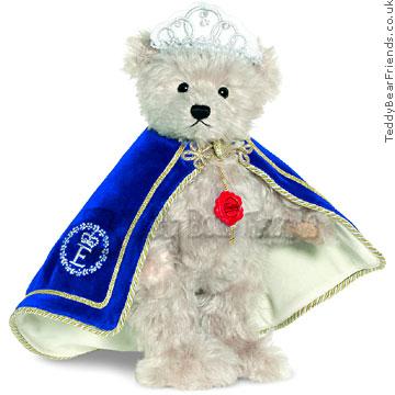 Teddy Hermann Queen Elizabeth Diamond Jubilee Teddy Bear