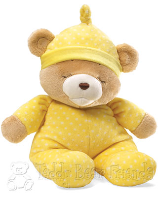 Baby Gund Rock Me To Sleep Teddy Bear
