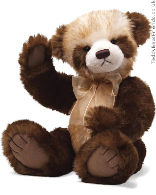 Gund Ronaldo Panda Bear