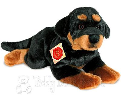 Teddy Hermann Rottweiler Dog