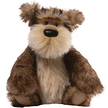 Gund Rudy Roo Soft Toy Dog