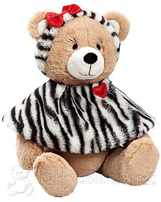 Nat And Jules Safari Love Teddy Bear