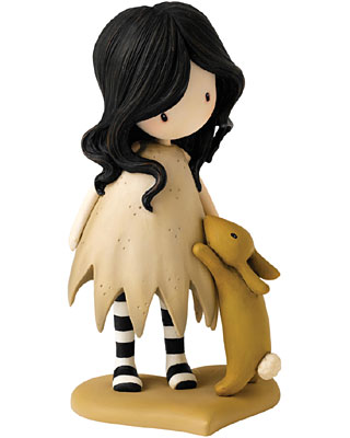 Santoro Gorjuss I Love You Little Rabbit Figurine
