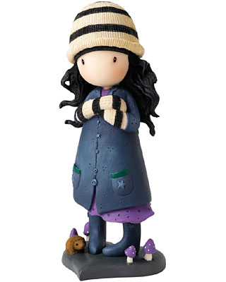 Santoro Gorjuss Toadstools Figurine