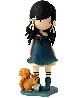 Santoro Gorjuss You Brought Me Love Figurine