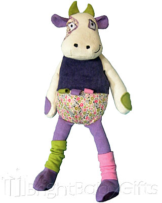 Selecta Lili The Cow Soft Toy