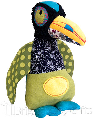Selecta Napoleon The Toucan Baby Musical