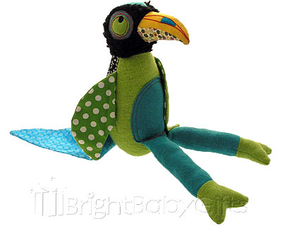 Selecta Napoleon The Toucan Soft Toy