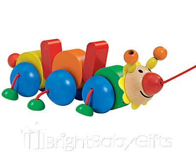 Selecta Pull Toy Bako
